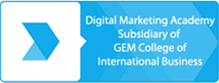 Gem college Australia digital marketing partnership
